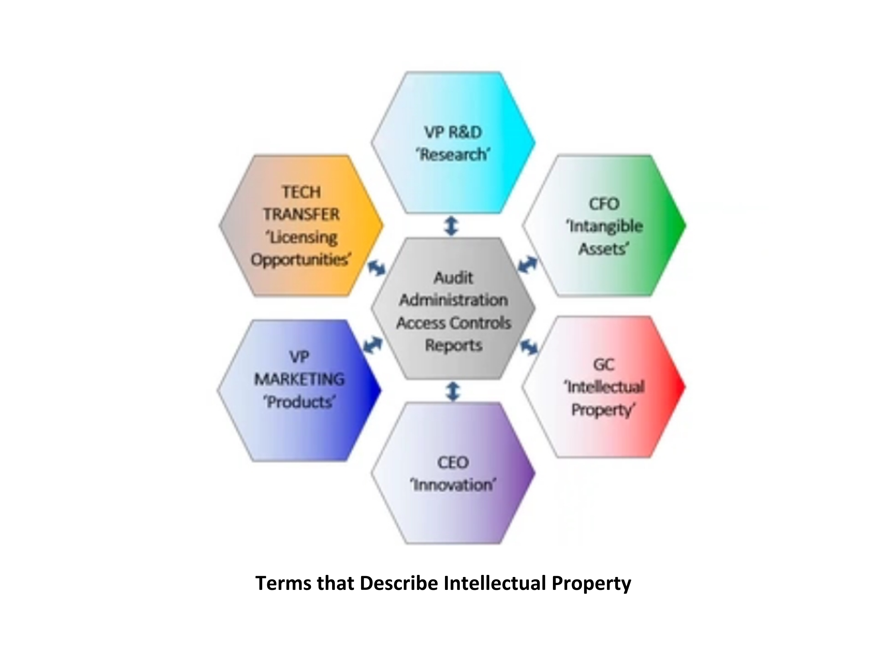 Terms That Describe Intellectual Property Roxanne Andrieux