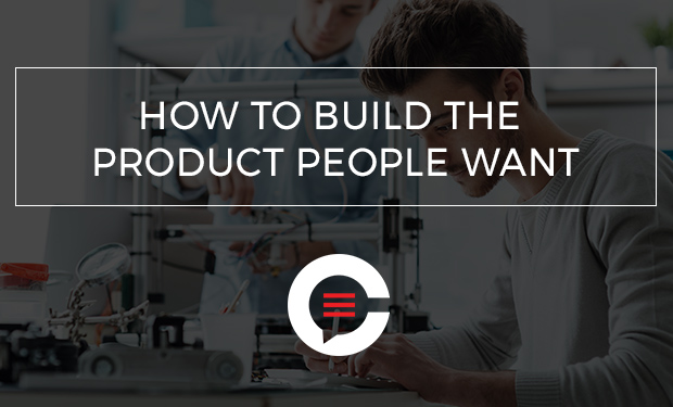 How To Create Products People Want Featured Article Image Text Ivan Kan