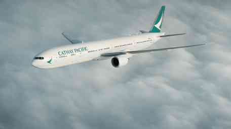 Discounted Airfare to Asia with Cathay Pacific Airlines