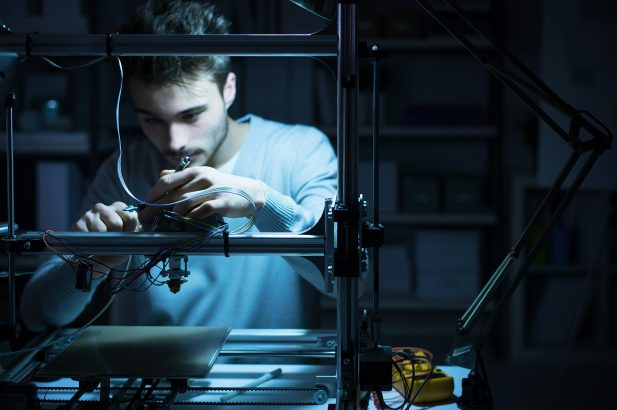 3D Printers and Patent Infringement:  Low-Cost Legal Tips for Hardware Startups