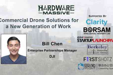 Commercial Drone Solutions for a New Generation of Work