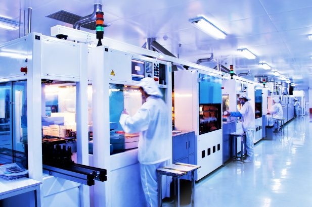 Manufacturing Innovative Products in China