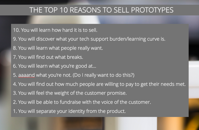Preview Full Top10 Reasonsto Sell Prototypes Pdf