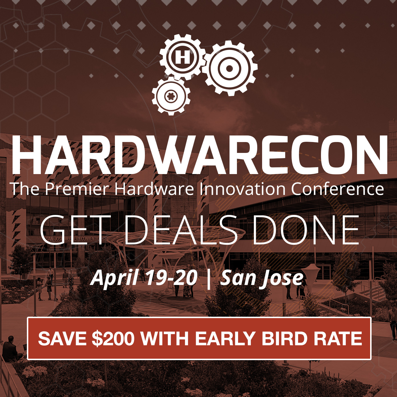 Sponsor - HardwareCon Ticket Promotion